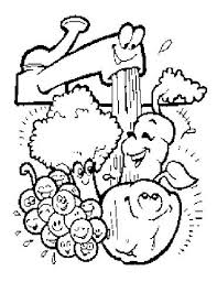 Ve ables black and white washing fruits and ve ables clipart clipartxtras