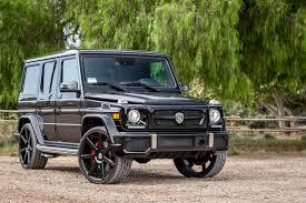 100 G Wagon Truck Mercedes Benz