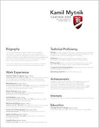 Graphic Designer Resume Format Best Ideas Of Great Examples For