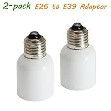 dephen e26 e27 to e39 e40 light socket adapter bulb base adapter