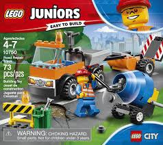 100 Lego Cement Truck LEGO Juniors Road Repair 10750 Walmart Canada