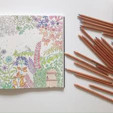 Holiday Coloring Pages South Korea Secret Garden Anti Stress Adult Colouring Book By