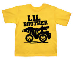 Little Brother Shirt - Dump Truck - Freshfrogtees Truck Treeshirt Madera Outdoor 3d All Over Printed Shirts For Men Women Monkstars Inc Driver Tshirts And Hoodies I Love Apparel Christmas Shorts Ford Trucks Ringer Mans Best Friend Adult Tee That Go Little Boys Big Red Garbage Raglan Tshirt Tow By Spreadshirt American Mens Waffle Thermal Fire We Grew Up Praying With T High Quality Trucker Shirt Hammer Down Truckers Lorry Camo Wranglers Cute Country Girl Sassy Dixie Gift Shirt Because Badass Mother Fucker Isnt