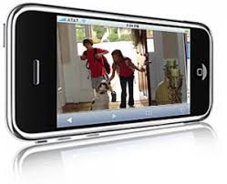iPhone Security Camera Systems