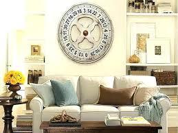 Large Living Room Wall Clocks Big Decor Astonishing Decorating Ideas