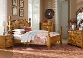 sugar palm honey pine 5 pc king bedroom badcock home furniture