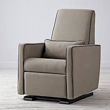 Pottery Barn Irving Chair Recliner by Attractive U0026 Modern Recliner Chairs Apartment Therapy