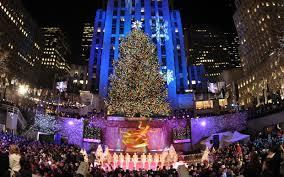 Christmas Tree Rockefeller Center Lighting by Christmas Tree Lighting Rockerfeller Center Ftr Jpg