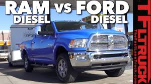 Is 2018 Ram 2500 HD Cummins More Efficient At Towing Than A Ford ...