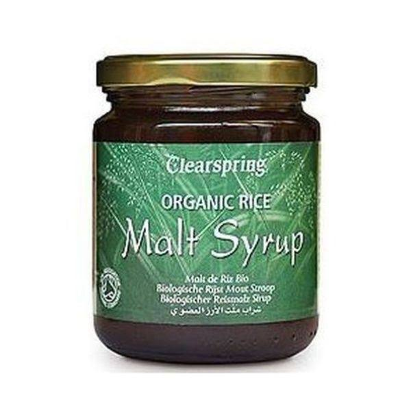 Clearspring Organic Rice Malt Syrup