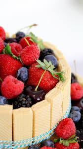 Fruit Basket Cake Recipe