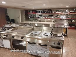 et cuisine professionnel rabat maroc cuisine pro