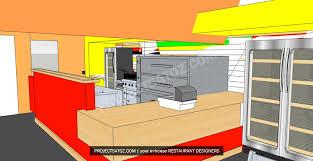 Pizza Restaurant Remodel Design