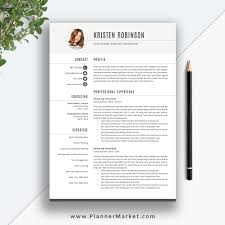 Unique Resume Template, CV Template 2019-2020, Simple Resume Design, Cover  Letter, Word, Instant Download, The Kristen Resume Cv Template For Word Simple Resume Format Amelie Williams Free Or Basic Templates Lucidpress By On Dribbble Mplates Land The Job With Our Free Resume Samples Sample For College 2019 Download Now Cvs Highschool Students With No Experience High 14 Easy To Customize Apply Job 70 Pdf Doc Psd Premium Standard And Pdf