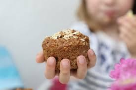 saftige apfel dinkel muffins ideal für kinder