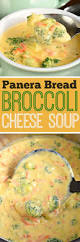 Panera Pumpkin Bagel Points Plus by Broccoli Cheese Soup Recipe Soups Cheese Soup And Cheese