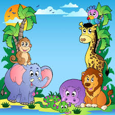 jeux de cuisine jeux de la jungle jeux de la jungle cuisine charmant stickers enfant géant animaux