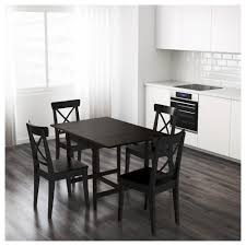Ikea Kitchen Table And Chairs by Ingatorp Drop Leaf Table Ikea
