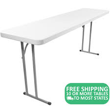 10-pack: 8' Pedestal Leg Folding Training Tables [ADV1896-10 ... Poupard Tent Rental Monroe Mi Party Graduation Lifetime 8 Foldinhalf Table Almond 80175 Walmartcom Fniture Tremendous Folding Tables Walmart For Alluring Home 244x76cm Chair Galds_244_8kresli Foot Fresh Pnic Solid Wood Ding Room Lovely Kitchen Chairs Elegant 13 Best Of How Many At Pics Mvfdesigncom Antrader 24pcs Round Shape Pvc Rubber Covers Soldedwardian Period Foot Mahogany Riley Snooker Ding Table Foot Italian Marquetry Queen Anne Syo 4 Leg
