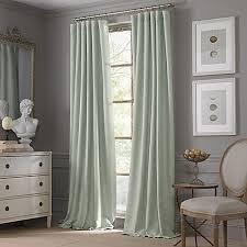 Sound Deadening Curtains Bed Bath And Beyond by Valeron Estate Cotton Linen Window Curtain Panel Bed Bath U0026 Beyond