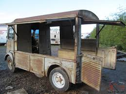 All About Vintage Food Trucks Food Trucks Conversion And Restoration ...