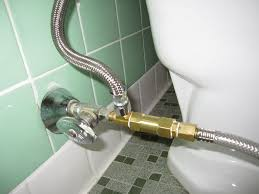 Floor Drain Backflow Preventer Home Depot by Add A Shower To Your Toilet 4 Steps With Pictures