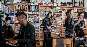 Tiny Desk how NPR s intimate concert series earned a cult