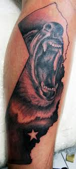 30 Bear Tattoo Designs For The Rough Individual