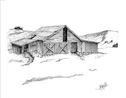Print, Pen And Ink Drawing, Yellowstone Barn, Western Decor ... The Red Barn Store Opens Again For Season Oak Hill Farmer Pencil Drawing Of Old And Silo Stock Photography Image Drawn Barn And In Color Drawn Top 75 Clip Art Free Clipart Ideals Illinois Experimental Dairy Barns South Farm Joinery Post Beam Yard Great Country Garages Images Of The Best Pencil Sketches Drawings Following Illustrations Were Commissioned By Mystery Examples Drawing Techniques On Bickleigh Framed Buildings Perfect X Garage Plans Plan With Loft Outstanding 32x40 Sq Feet How To Draw An