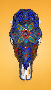 Decorated Cow Skulls Australia by 275 Best Decorated Cow Skulls Images On Pinterest Cow Skull Art