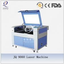 portable jq laser wood plywood dieboard carving cutting machine