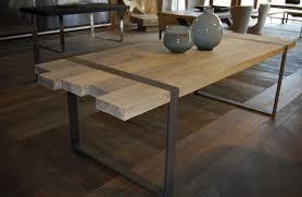 table haute industrielle bois maison design bahbe