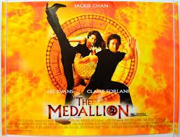 100 The Madalion Medallion Original Cinema Movie Poster From