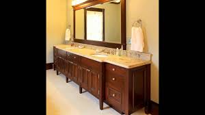 Bathroom Double Vanity Cabinets by Double Sink Bathroom Vanity Bathroom Double Sink Vanity Youtube