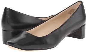 amazon com nine west women u0027s olencia leather dress pump black