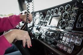 100 Brown Line Trucking Women Truck Drivers Women Endure Sexism Long Days Away On Bigrigs