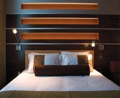 modern wall lights for bedroom home interiors