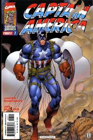 Halloween Havoc 1997 by Captain America Cover 7 In May 1997 By Jim Lee U0026 Richard Bennett