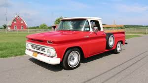100 Chevy Stepside Truck For Sale 1962 Chevrolet C10 Step Side Pickup YouTube