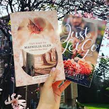 Happy Release Month To The Road Magnolia Glen By Pam Hillman And Just Let Go Courtney Walsh