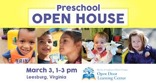 Open Door Preschool Archives The Arc of Loudoun at Paxton