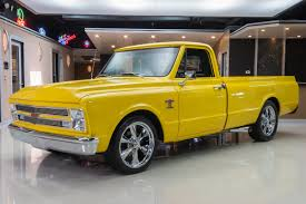 1967 Chevrolet C10 | Classic Cars For Sale Michigan: Muscle & Old ... I Have Parts For 1967 1972 Chevy Trucks Marios Elite Southern Kentucky Classics Welcome To Chevy Trucks 100 Gm Releases Ctennial Edition Silverado Chevrolet C30 Louisville Showroom Stock 1167 Youtube C10 Love The Truck Just Wouldnt Want It Slammed Dually Pinterest And Series 40 50 60 67 Commercial Vehicles Trucksplanet Tci Eeering 631987 Truck Suspension Torque Arm Parts 6372 Rear Back Half Kit By Gsi Machine 671972 Gmc C20 Pickup High Hump Carpet Fast Lane Classic Cars 6772 Smooth Bumper Chrome Cooper Restorations