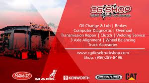CG Diesel Truck Shop