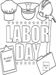 Labor Day Coloring Pages Printable Gianfreda 639724