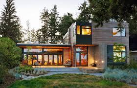Ellis Residence A Stunning LEED Platinum Home on Bainbridge