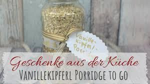 vanille kipferl porridge to go