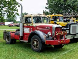 100 Ralph Smith Trucking G S 1950 Mack LFT Semi Tractor Taken At The A Flickr