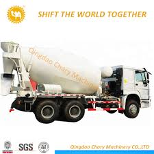 100 Used Mixer Trucks For Sale China 64 Sinotruk HOWO Concrete Truck For Photos