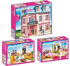 spielzeug playmobil zubehör für 5308 wohnzimmer mit