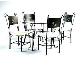 table et 4 chaises ensemble table haute et chaise table ronde et 4 chaises table ronde